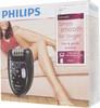 Эпилятор PHILIPS HP6422/01 черный вид 18