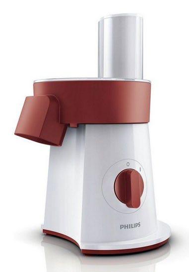 Измельчитель электрический Philips HR1388/50 200Вт белый/красный