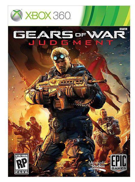 Игра MICROSOFT Gears of War Judgment для  Xbox360 Eng