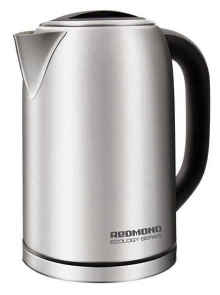 Чайник электрический REDMOND RK-M114, 2000Вт, серый