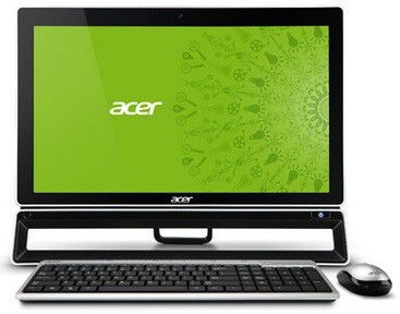 Моноблок ACER Aspire ZS600t, Intel Core i5 3330, 6Гб, 1Тб, nVIDIA GeForce GT630 - 2048 Мб, DVD-RW, Windows 8 [dq.slter.024]