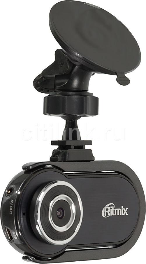 Видеорегистратор RITMIX AVR-735 черный