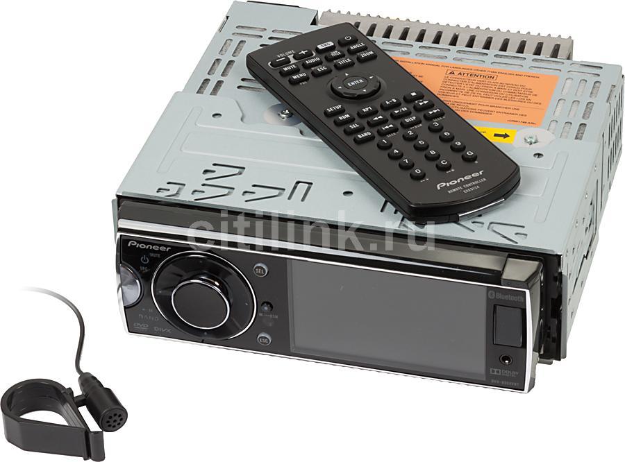 Автомагнитола PIONEER DVH-850AVBT,  USB