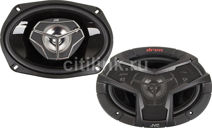 Колонки автомобильные JVC CS-V6938,  коаксиальные,  400Вт [cs-v6938u]