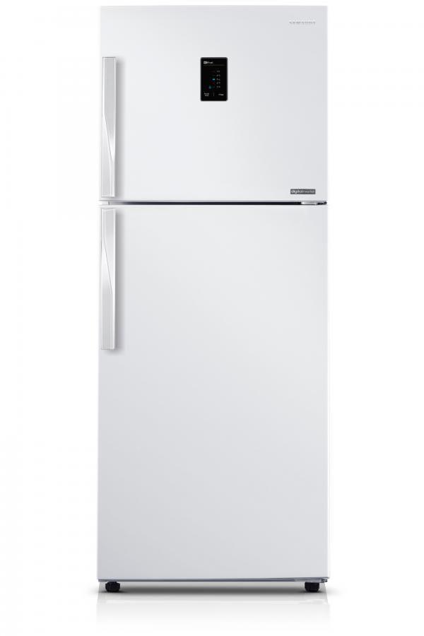 Холодильник SAMSUNG RT35FDJCDWW,  двухкамерный,  белый [rt35fdjcdww/wt]
