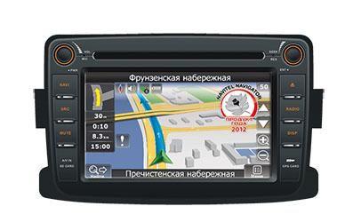 Автомагнитола VELAS V-RDG,  Renault Duster, Logan(2013+), Sandero(2013+),  USB,  SD