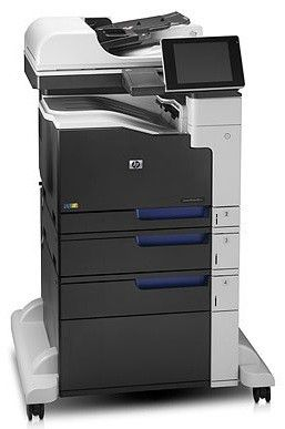 МФУ HP Color LaserJet Enterprise 700 Color MFP M775f Prntr, A3, цветной, лазерный, черный [cc523a] принтер hp color laserjet enterprise m652dn