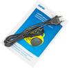 Аудиомагнитола BBK BX107U,  желтый и черный вид 13