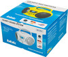Аудиомагнитола BBK BX107U,  желтый и черный вид 14