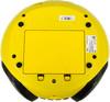 Аудиомагнитола BBK BX107U,  желтый и черный вид 7