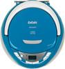 Аудиомагнитола BBK BX108U,  голубой и серебристый вид 4