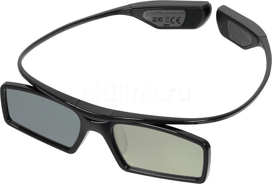 Очки 3D SAMSUNG SSG-3570CR/RU,  1 шт,  черный