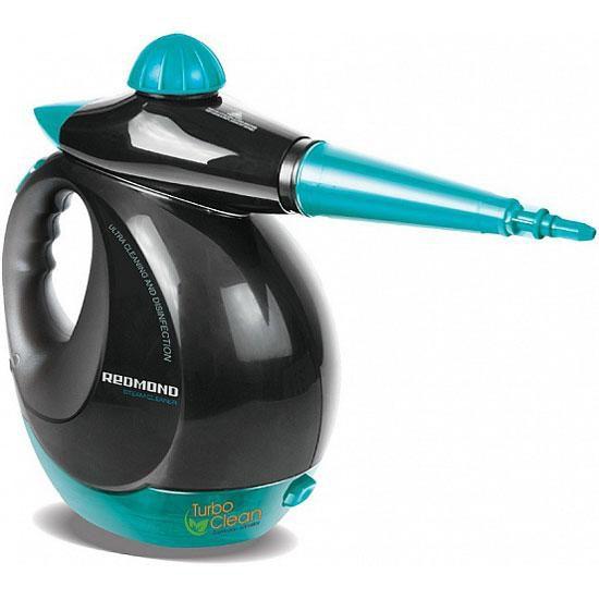 Парогенератор REDMOND RSC-2010,  голубой/черный