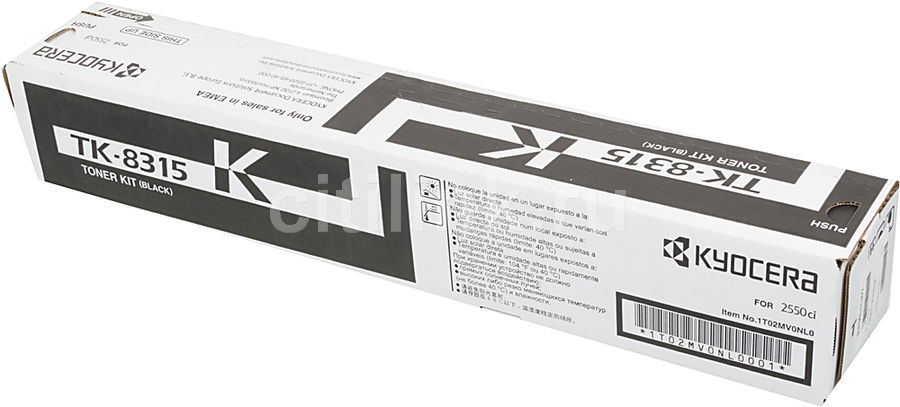 Картридж KYOCERA TK-8315K черный