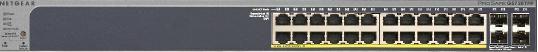 Коммутатор NETGEAR ProSafe GS728TPP-100EUS