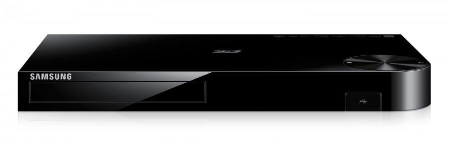 Плеер Blu-ray SAMSUNG BD-F5500K, черный [bd-f5500k/ru]