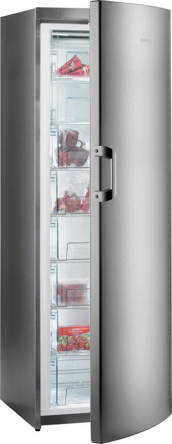 Морозильная камера GORENJE F6181AX,  серебристый