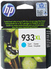 Картридж HP №933XL голубой [cn054ae] вид 1
