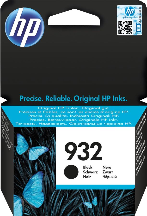 Картридж HP №932 черный [cn057ae]
