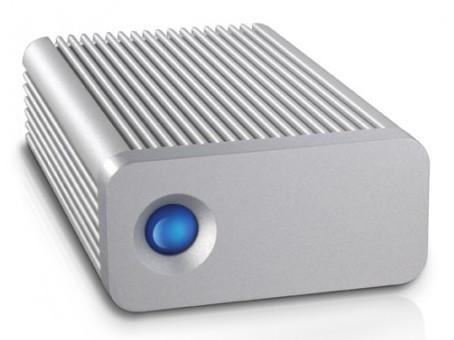 Концентратор LACIE eSATA Hub, для внешних HDD LACIE, серебристый [9000186]