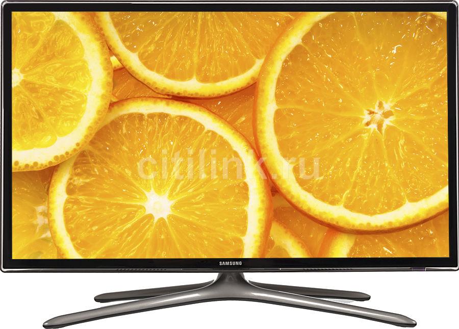 """LED телевизор SAMSUNG UE32F6100AK  """"R"""", 32"""", 3D,  FULL HD (1080p),  черный"""
