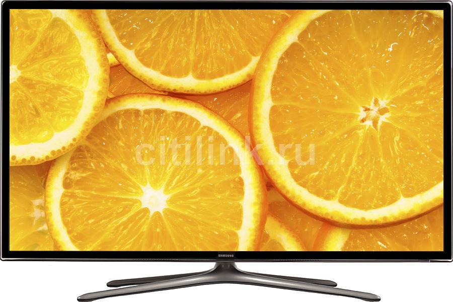 """LED телевизор SAMSUNG UE46F6100AK  """"R"""", 46"""", 3D,  FULL HD (1080p),  черный"""