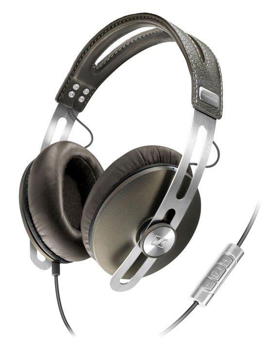 Наушники с микрофоном SENNHEISER Momentum,  мониторы, черный  [505760]