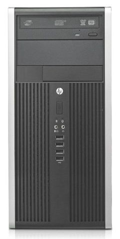 Компьютер  HP Elite 8300 CMT,  Intel  Core i3  3220,  DDR3 4Гб, 500Гб,  Intel HD Graphics 2500,  DVD-RW,  Windows 7 Professional,  черный [h6w16es]
