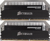 Модуль памяти CORSAIR DOMINATOR PLATINUM CMD16GX3M2A2400C10 DDR3 -  2x 8Гб 2400, DIMM,  Ret вид 2
