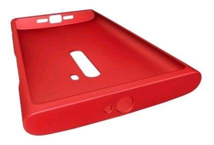 Чехол (клип-кейс) NOKIA CC-1043, для Nokia Lumia 920, красный [cc-1043 красн.]