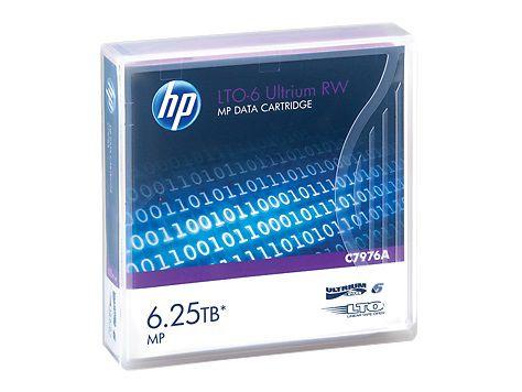 Картридж HPE LTO-6 Ultrium 6.25TB (C7976A)