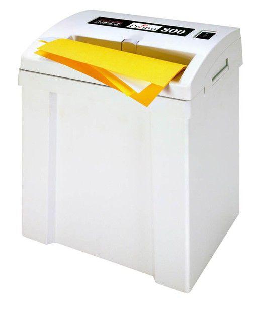 Уничтожитель бумаг HSM PRIMO 800-5.8,  уровень 2,  P-2 [1084.121]
