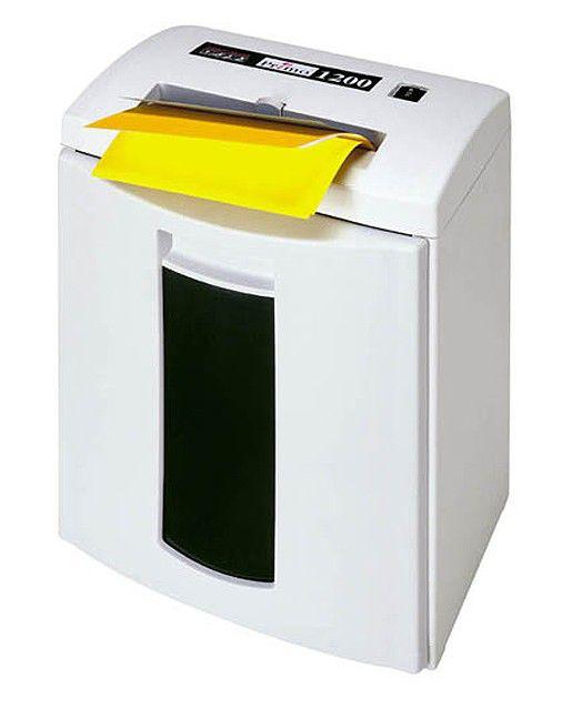 Уничтожитель бумаг HSM PRIMO 1200 4x25,  уровень 3,  P-4,  4х25 мм [1023.121]
