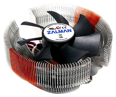Устройство охлаждения(кулер) ZALMAN CNPS7000C-AlCu,  92мм, Ret