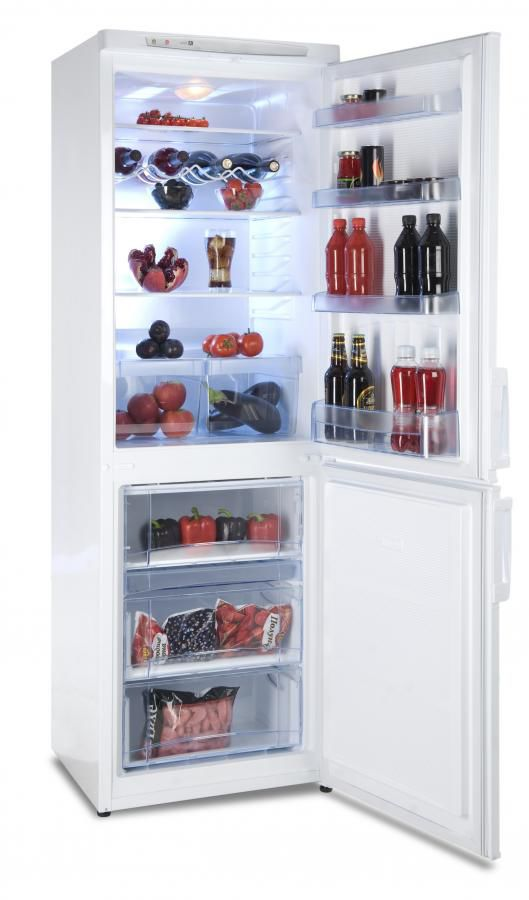 Холодильник NORD DRF-119-WSP,  двухкамерный,  белый