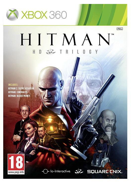 Игра SOFT CLUB Hitman HD Trilogy для  Xbox360 Rus (документация)