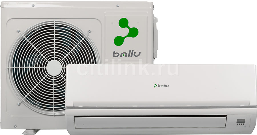 Сплит-система BALLU BSV-09HN1 (комплект из 2-х коробок)