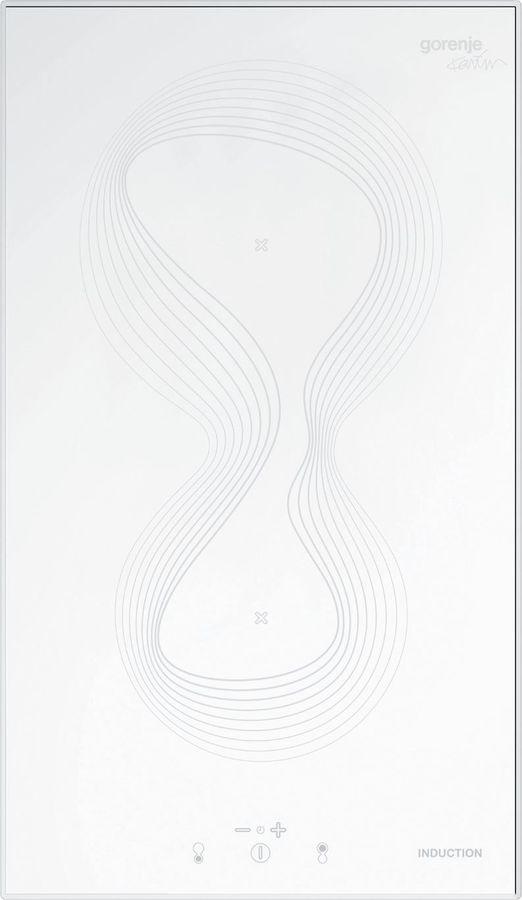 Варочная панель GORENJE Karim Rashid IT310KR,  индукционная,  независимая,  белый