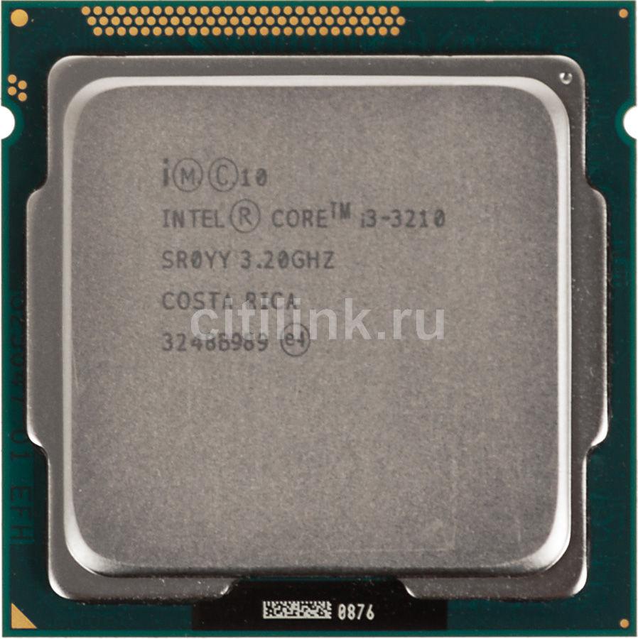 Процессор INTEL Core i3 3210, LGA 1155,  OEM,  /728531/ [cpu intel i3-3210 oem]