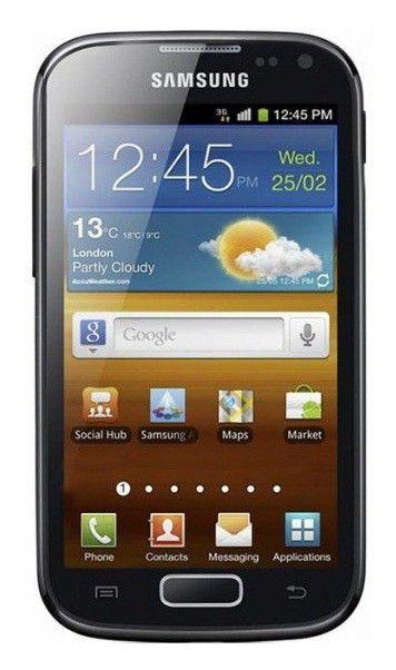 Смартфон SAMSUNG Galaxy Ace 3 GT-S7272  черный