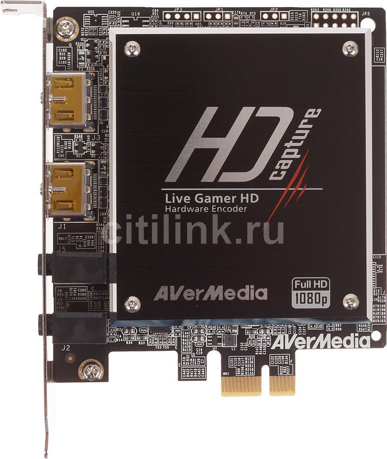 Устройство видеомонтажа AVERMEDIA Live Gamer HD C985,  внутренний