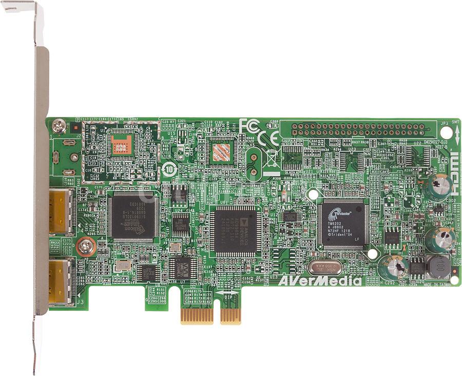 Устройство видеомонтажа AVERMEDIA DarkCrystal HD Capture Pro,  внутренний