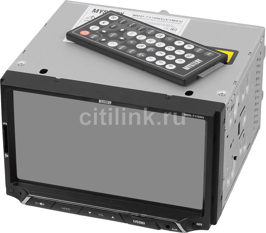 Автомагнитола MYSTERY MDD-7170NV,  USB,  SD