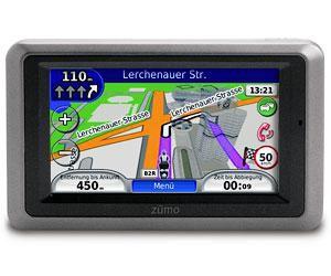 GPS навигатор GARMIN Zumo 660 Atlantic,  4.3