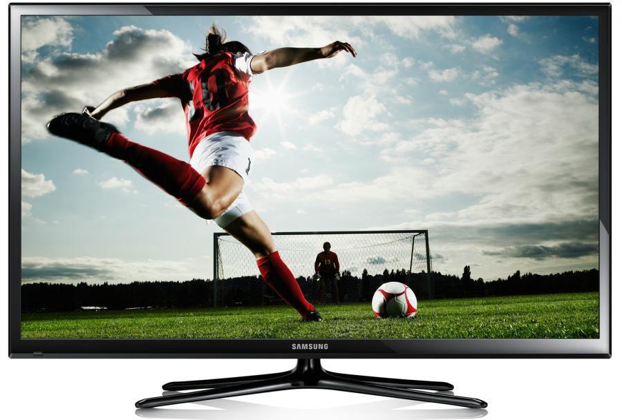 """Плазменный телевизор SAMSUNG PS60F5000AK  """"R"""", 60"""", FULL HD (1080p),  черный"""
