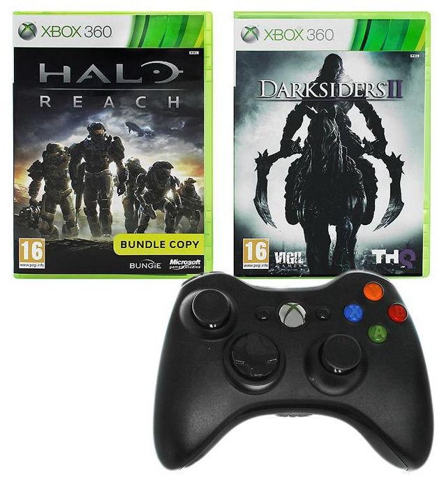 Проводной контроллер BUKA Xbox 360 [4600974018689]