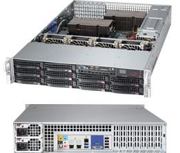 Платформа SuperMicro SYS-6027AX-TRF 3.5