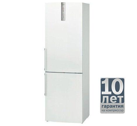 Холодильник BOSCH KGN36XW20R,  двухкамерный,  белый