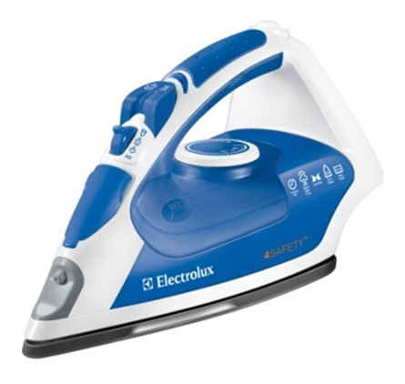 Утюг ELECTROLUX EDB5130CO,  2300Вт,  синий/ белый