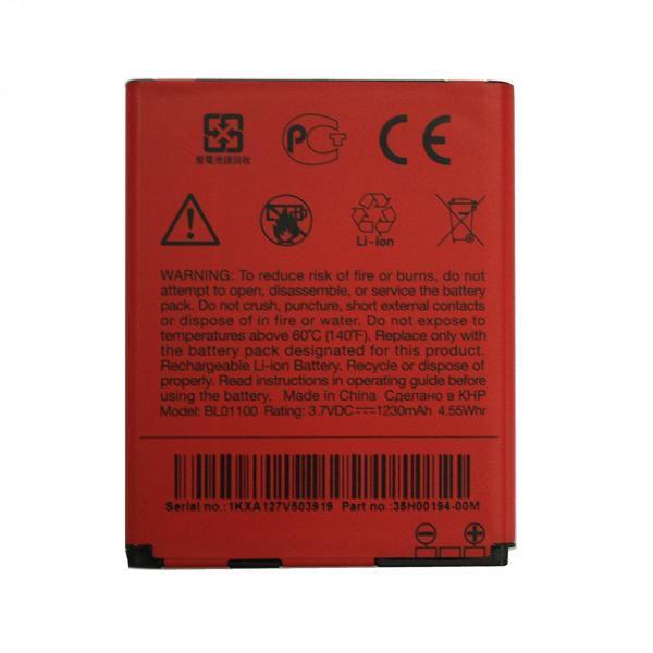 Аккумуляторная батарея HTC BA S850 Desire C
